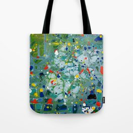 The Noise Inside Tote Bag