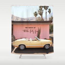 Thirteen Forty Five Shower Curtain