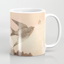 Sunset Swallow Coffee Mug