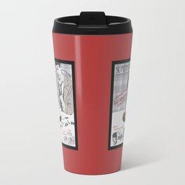 Supernatural Toy Co. Slumber Party Sam Winchester Styling Head Travel Mug