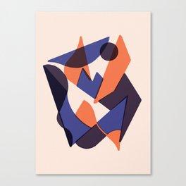 Shapes Canvas Print
