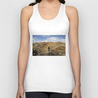 iceland Tank Tops featuring ICELAND IV by Gerard Puigmal