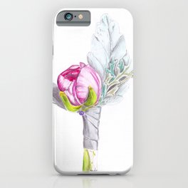 Boutonniere iPhone Case