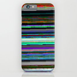 colorstrips 2AM iPhone Case