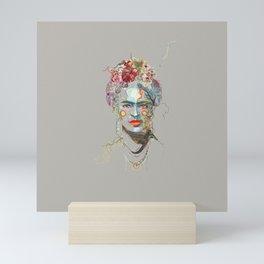 Frida Kahlo (3) Mini Art Print