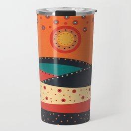 Textures/Abstract 141 Travel Mug