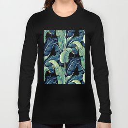 Banana leaves Long Sleeve T-shirt