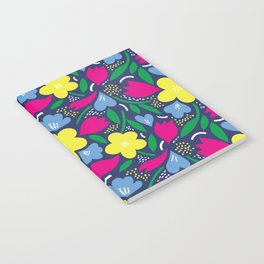 Floral Festival Notebook