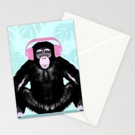 Jungle Music Stationery Cards