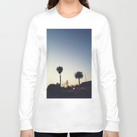 san diego Long Sleeve T-shirts featuring Old Town, San Diego by George Elder