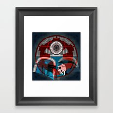 The Alliance Framed Art Print