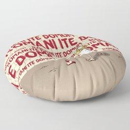 Brian's Romani ite domum Floor Pillow