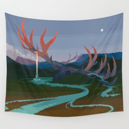 Becoming Earth Wall Tapestry