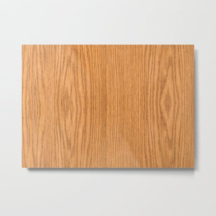 Wood 3 Metal Print