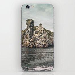 Irish rocks landscape iPhone Skin