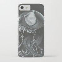 venom iPhone & iPod Cases featuring venom by Dan Solo Galleries