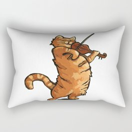 Fat Rascal Rectangular Pillow