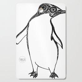 Inspired Penguin Cutting Board