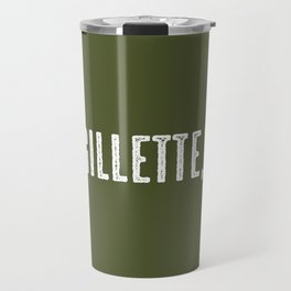 Deer: Gillette, Wyoming Travel Mug