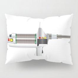 Sci-Fi Laser Rifle Pillow Sham