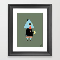 Mortimer Framed Art Print