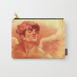 Eros In Roses Carry-All Pouch