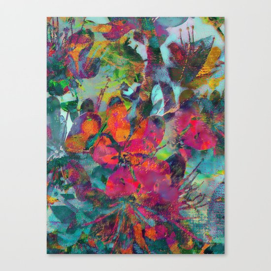 Flourishing Canvas Print
