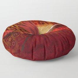 Pariguana II Floor Pillow