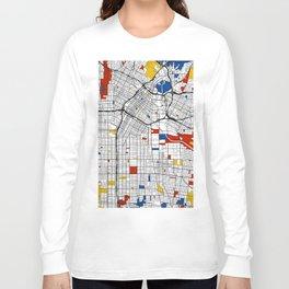 Los Angeles Mondrian Long Sleeve T-shirt