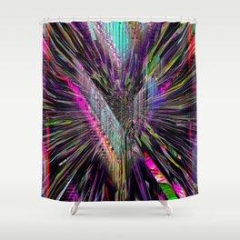 Burst of Flavor Shower Curtain
