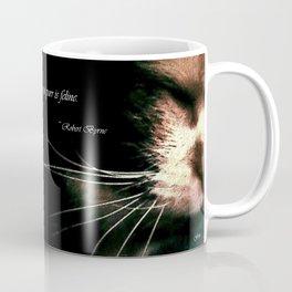 'Sleeping Lucy' Coffee Mug