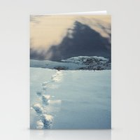 fargo Stationery Cards featuring Fargo by Linas Vaitonis