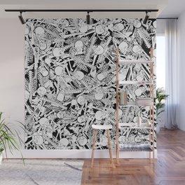 The Boneyard Wall Mural