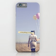 (EVERYTHING IS FINE) iPhone 6s Slim Case