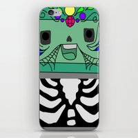 bmo iPhone & iPod Skins featuring BMO by Ilse Nonsense
