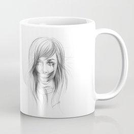 Keep smiling for me Coffee Mug