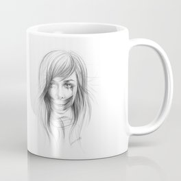 Keep smiling for me Coffee Mug