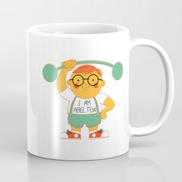 Abel Tew Year 01 Coffee Mug