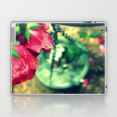 Rose and Chain Laptop & iPad Skin