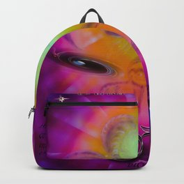 Zodiac sign Aries - Happy Birthday 4 Backpack