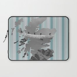 Scotland, the land of mountains Laptop Sleeve