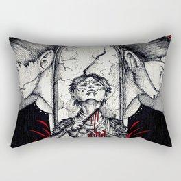 Blood mage Rectangular Pillow