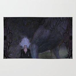 Lycan Howl Rug