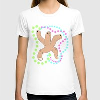 hydra T-shirts featuring Finger Hydra by Of Lions And Lambs