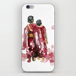 Brotherhood iPhone Skin