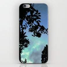 Silhouette iPhone & iPod Skin