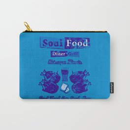 Soul Food for Soul Men Carry-All Pouch