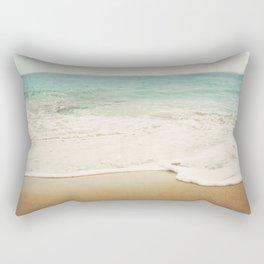 Ombre Beach Rectangular Pillow