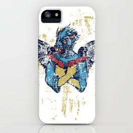 Fallen Hero Eagle iPhone Case