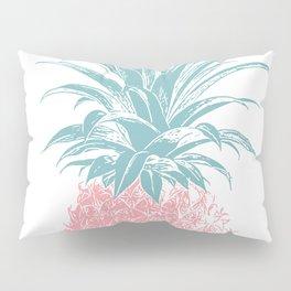 Simple Modern Boho Pineapple Drawing Pillow Sham